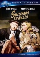 Sullivan's Travels - DVD movie cover (xs thumbnail)