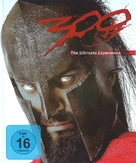 300 - German Blu-Ray movie cover (xs thumbnail)