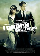 London Boulevard - Dutch Movie Poster (xs thumbnail)