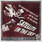 Satellite in the Sky - Theatrical poster (xs thumbnail)