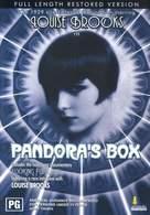Die Büchse der Pandora - DVD movie cover (xs thumbnail)