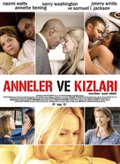 Mother and Child - Turkish Movie Poster (xs thumbnail)
