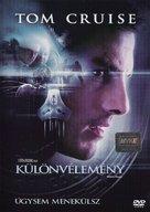 Minority Report - Hungarian Movie Cover (xs thumbnail)