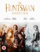 The Huntsman: Winter's War - British Movie Cover (xs thumbnail)