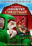 A Country Christmas - DVD cover (xs thumbnail)