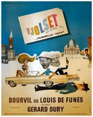 Corniaud, Le - Danish Movie Poster (xs thumbnail)