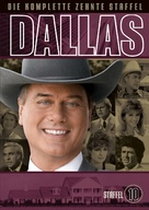 """Dallas"" - German DVD movie cover (xs thumbnail)"