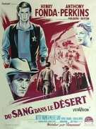 The Tin Star - French Movie Poster (xs thumbnail)