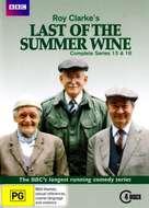 """Last of the Summer Wine"" - Australian DVD movie cover (xs thumbnail)"
