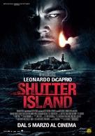 Shutter Island - Italian Movie Poster (xs thumbnail)