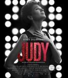 Judy - Turkish Movie Poster (xs thumbnail)