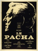 Le pacha - French Movie Poster (xs thumbnail)