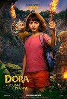 Dora and the Lost City of Gold - Argentinian Movie Poster (xs thumbnail)