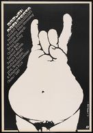The Belly of an Architect - Polish Movie Poster (xs thumbnail)