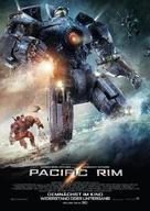 Pacific Rim - German Movie Poster (xs thumbnail)