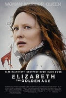 Elizabeth: The Golden Age - Movie Poster (xs thumbnail)