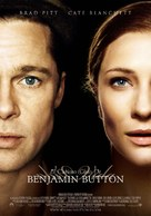 The Curious Case of Benjamin Button - Spanish Movie Poster (xs thumbnail)