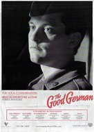 The Good German - For your consideration movie poster (xs thumbnail)