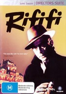 Du rififi chez les hommes - Australian DVD movie cover (xs thumbnail)