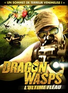 Dragon Wasps - French DVD cover (xs thumbnail)