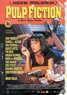 Pulp Fiction - Spanish Movie Poster (xs thumbnail)
