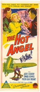 The Hot Angel - Australian Movie Poster (xs thumbnail)