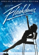 Flashdance - DVD cover (xs thumbnail)