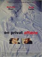 Une liaison pornographique - Danish Movie Poster (xs thumbnail)