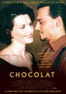 Chocolat - Movie Poster (xs thumbnail)