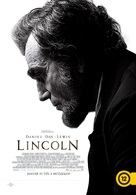 Lincoln - Hungarian Movie Poster (xs thumbnail)
