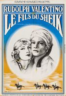 The Son of the Sheik - French Movie Poster (xs thumbnail)
