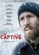 The Captive - DVD cover (xs thumbnail)