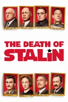 The Death of Stalin - Movie Cover (xs thumbnail)