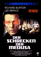 The Medusa Touch - German Movie Cover (xs thumbnail)