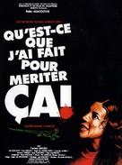 ¿Qué he hecho yo para merecer esto!! - French Movie Poster (xs thumbnail)