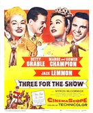 Three for the Show - Movie Poster (xs thumbnail)