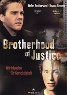 Brotherhood of Justice - Danish Movie Cover (xs thumbnail)