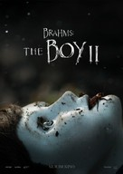 Brahms: The Boy II - German Movie Poster (xs thumbnail)