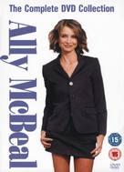 """Ally McBeal"" - British DVD movie cover (xs thumbnail)"