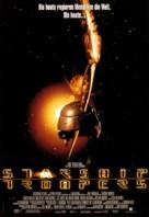 Starship Troopers - German Movie Poster (xs thumbnail)