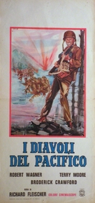 Between Heaven and Hell - Italian Movie Poster (xs thumbnail)