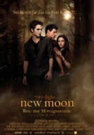 The Twilight Saga: New Moon - Swiss Movie Poster (xs thumbnail)