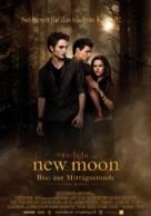 The Twilight Saga: New Moon - Swiss Movie Poster (xs thumbnail)