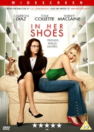 In Her Shoes - British DVD movie cover (xs thumbnail)