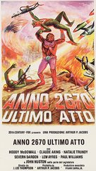 Battle for the Planet of the Apes - Italian Movie Poster (xs thumbnail)