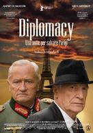 Diplomatie - Italian Movie Poster (xs thumbnail)