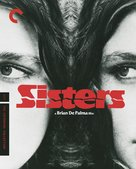 Sisters - Blu-Ray movie cover (xs thumbnail)