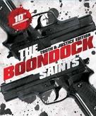 The Boondock Saints - Blu-Ray movie cover (xs thumbnail)