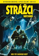 Watchmen - Czech DVD movie cover (xs thumbnail)