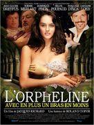 L'orpheline avec en plus un bras en moins - French Movie Poster (xs thumbnail)